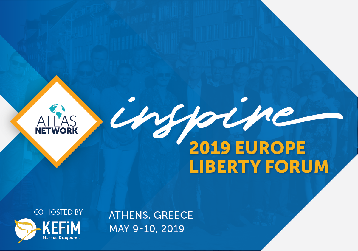 Europe Liberty Forum 2019 in Athens