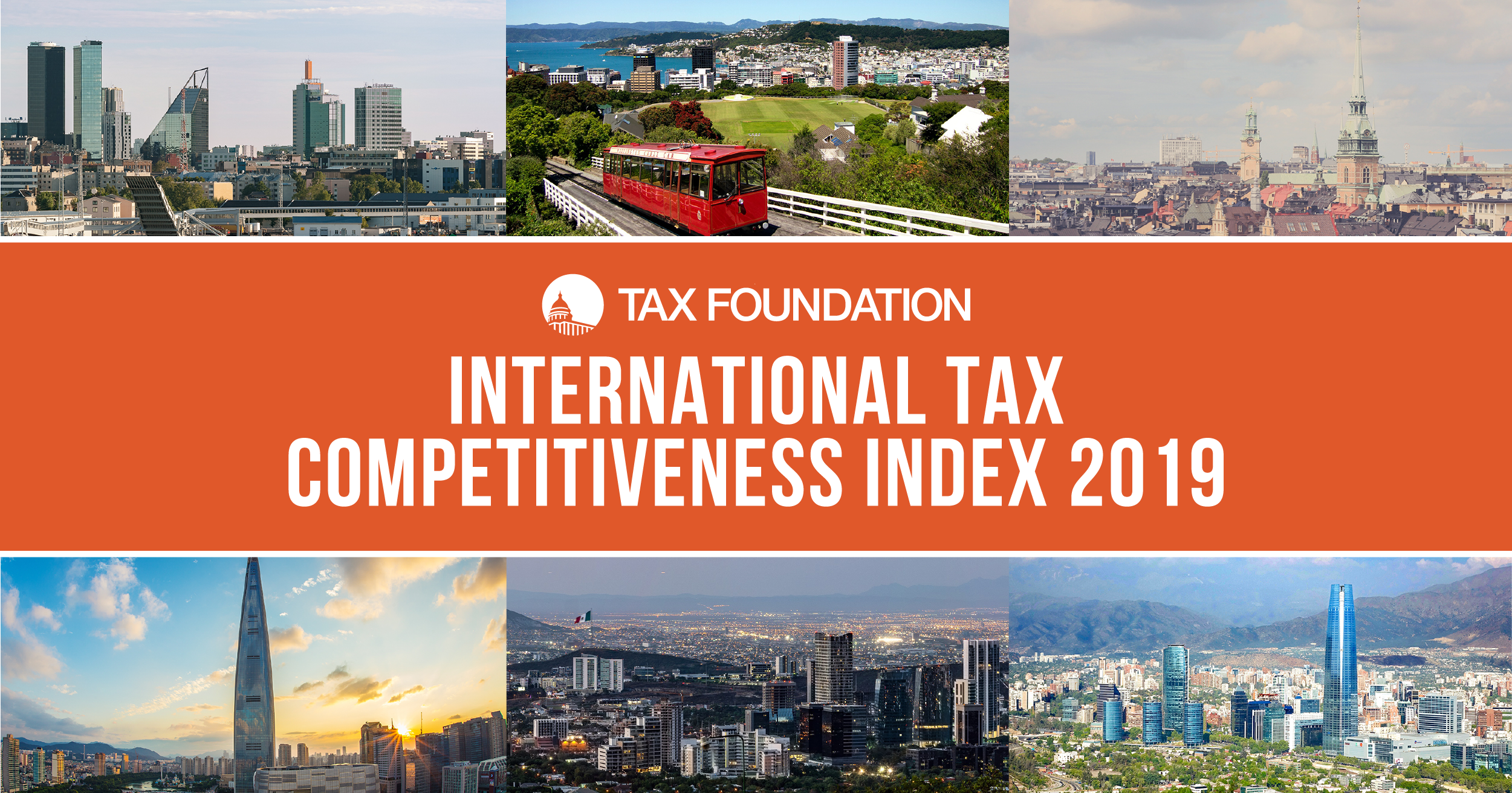Greece ranks 30th over 36 OECD countries on the 2019 International Tax Competitiveness Index