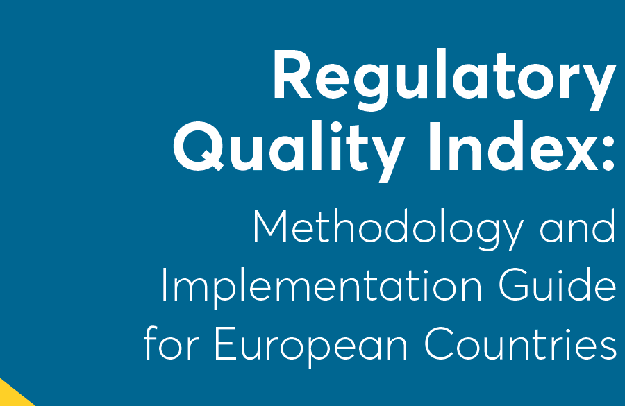 Regulatory Quality Index: Methodology and Implementation Guide for European Countries