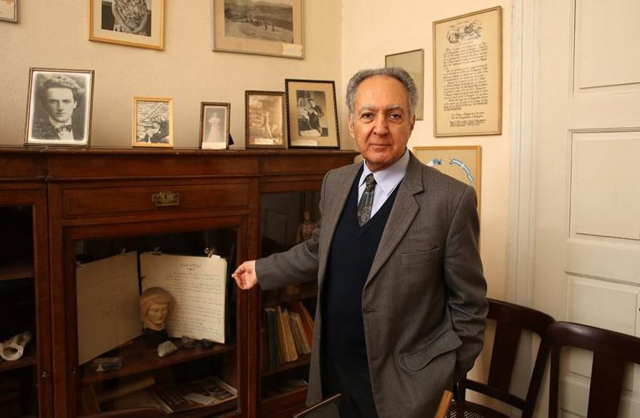 Το ΚΕΦίΜ τιμά τον καθηγητή Πασχάλη Κιτρομηλίδη για τη συνολική του προσφορά στην ελευθερία