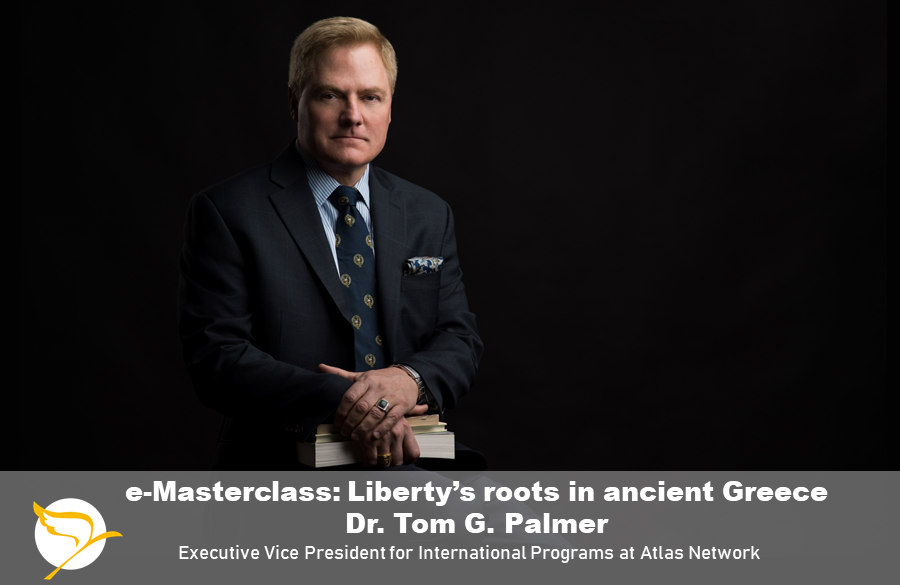 e-Masterclass: Liberty's roots in ancient Greece