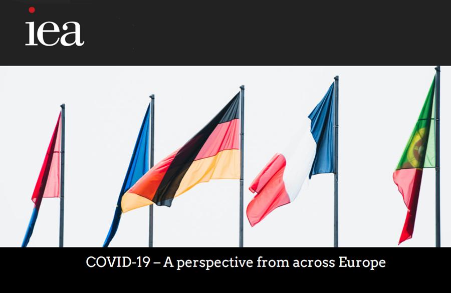 Leading european think tanks discuss Covid-19