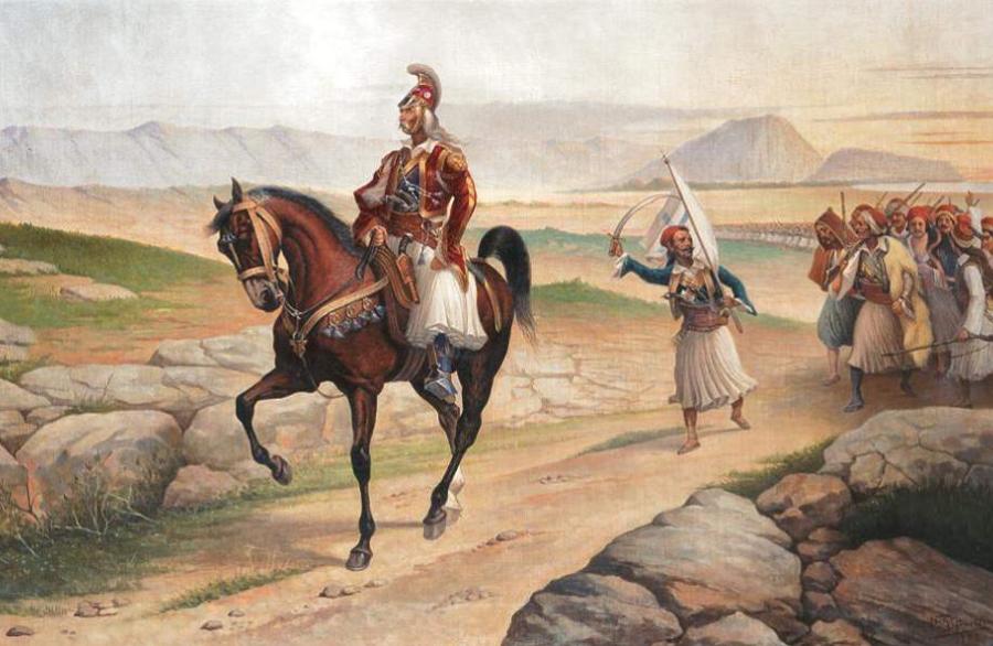 Survey charts perceptions of 1821 Greek Revolution | Article in Kathimerini